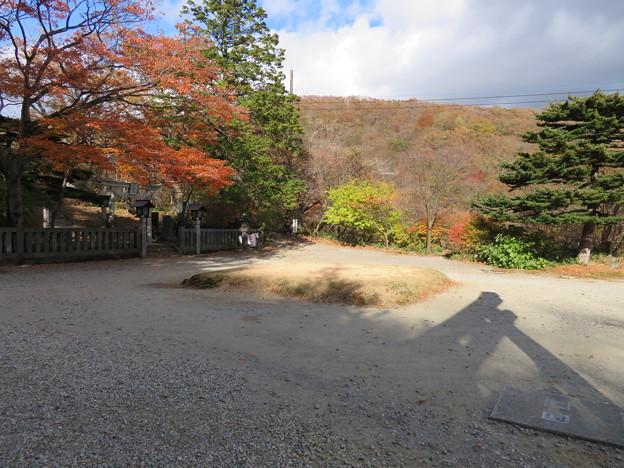 那須温泉神社(那須町)土俵