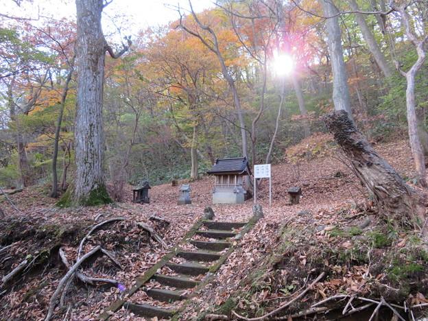 Photos: 那須温泉神社(那須町)山神社・神明宮・琴平神社