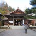 Photos: 那須温泉神社(那須町)拝殿