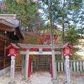 Photos: 那須温泉神社(那須町)九尾稲荷大明神