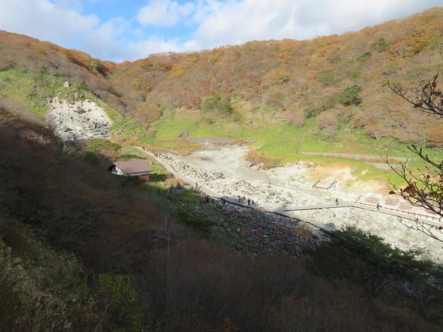 那須温泉神社(那須町)殺生石園地