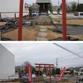 Photos: 13.03.23.西福寺(川口市)旧境内社 谷総稲荷