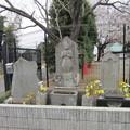 Photos: 西福寺(川口市)享保・元禄年間庚申塔