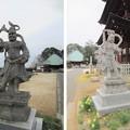 Photos: 西福寺(川口市)仁王像