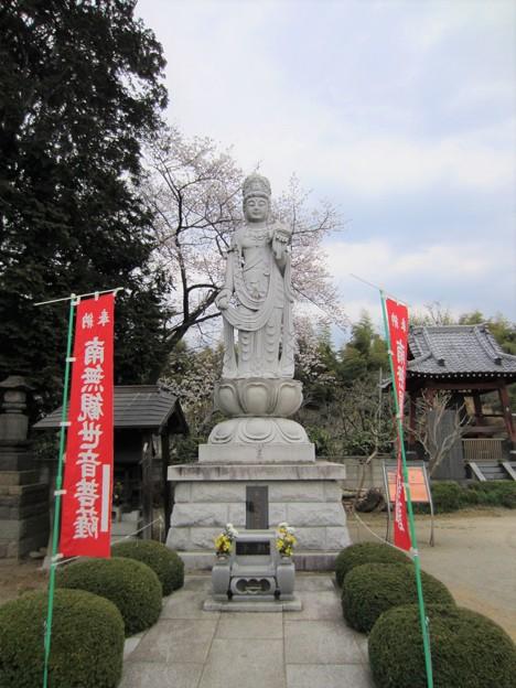 西福寺(川口市)常念観世音菩薩