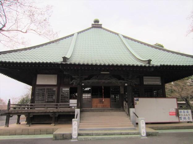 西福寺(川口市)観音堂