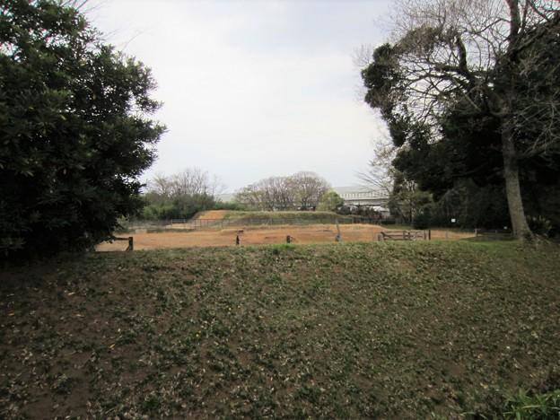 赤山陣屋跡(川口市)二郭