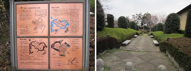 赤山陣屋跡(川口市)北堀