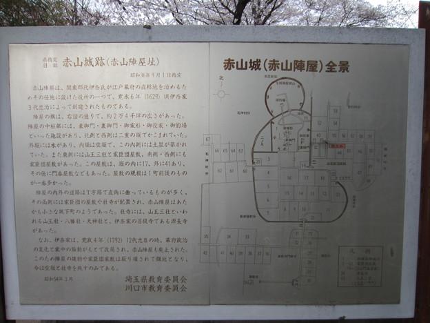 赤山陣屋跡(川口市)