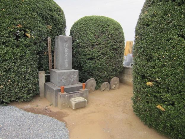 源長寺(川口市)伊奈家墓所