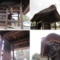 Photos: 13.03.23.金剛寺(川口市)山門