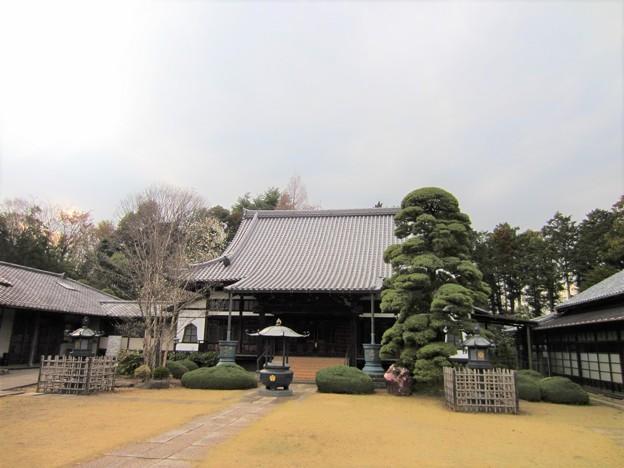 金剛寺(川口市)本堂