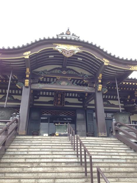 錫杖寺(川口市)本堂
