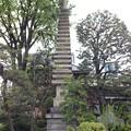 錫杖寺(川口市)層塔