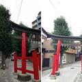 Photos: 鳩ヶ谷氷川神社(川口市)一の鳥居