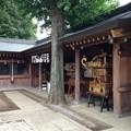 鳩ヶ谷氷川神社(川口市)回廊
