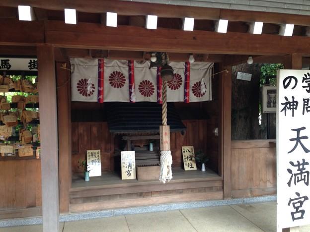 鳩ヶ谷氷川神社(川口市)熊野・天神・八幡