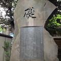 Photos: 鳩ヶ谷氷川神社(川口市)鳩ヶ谷町慰霊碑