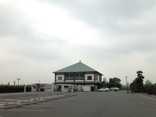 Photos: 善光寺(川口市)駐車場