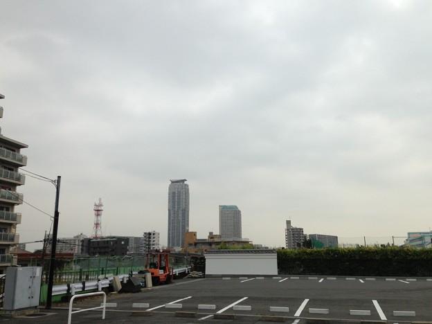 Photos: 善光寺(川口市)より東