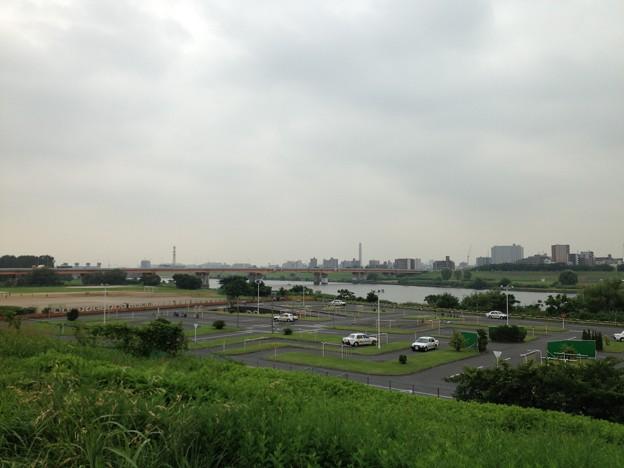 善光寺(川口市)より南