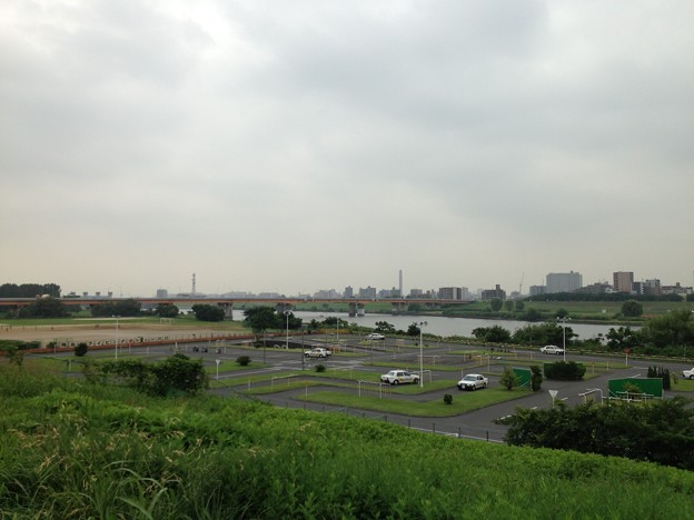Photos: 善光寺(川口市)より南