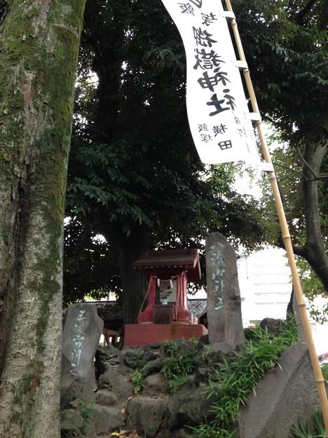 飯塚氷川神社(川口市)御嶽社