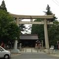 Photos: 13.07.17.川口神社(埼玉県)大鳥居