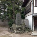 川口神社(埼玉県)浅間社石祠