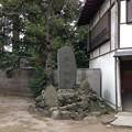Photos: 川口神社(埼玉県)浅間社石祠