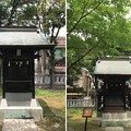 川口神社(埼玉県)金刀比羅宮・八雲社