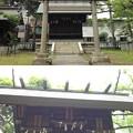 川口神社(埼玉県)三社合殿