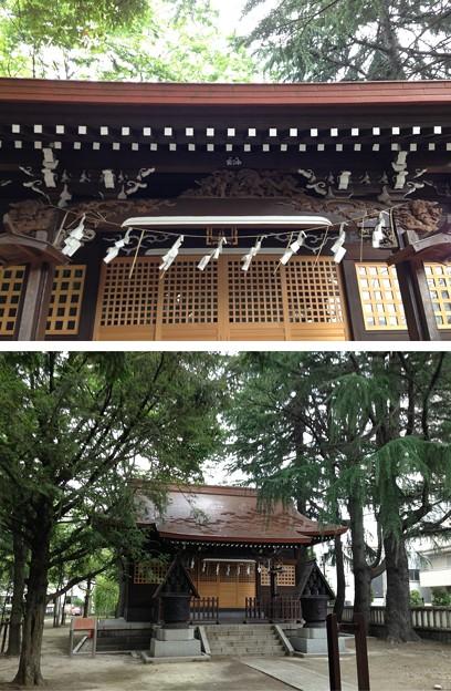 13.07.17.川口神社(埼玉県)金山神社