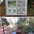 滝の城(所沢市)四脚門跡