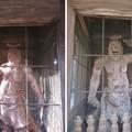 平林寺(新座市)仁王像