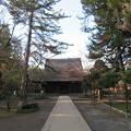 Photos: 平林寺(新座市)仏殿