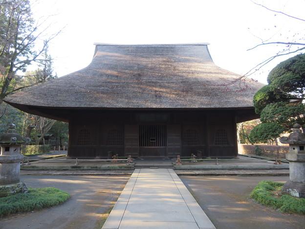 平林寺(新座市)仏殿