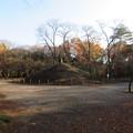 Photos: 平林寺(新座市)野火止塚・林泉境内