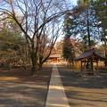 Photos: 平林寺(新座市)半僧門