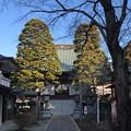 Photos: 徳蔵寺 境内 ・本堂(東村山市)/城館跡
