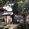 Photos: 徳蔵寺 境内 ・庫裡(東村山市)