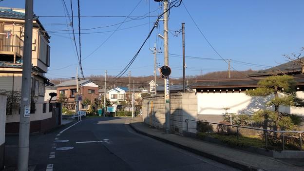 徳蔵寺城館跡(東村山市)