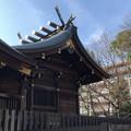 八坂神社(東村山市)本殿