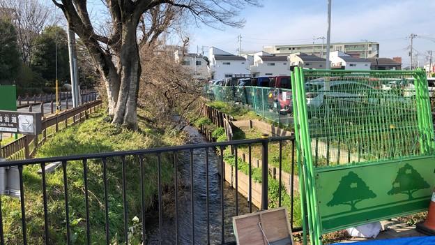 九道の辻(小平市)野火止用水