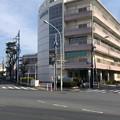 Photos: 九道の辻(小平市)八坂交差点┐(-△-≡-△-)┌