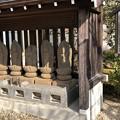Photos: 観音寺(多摩市関戸)石佛六観音
