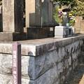 Photos: 観音寺(多摩市関戸)相澤家墓所