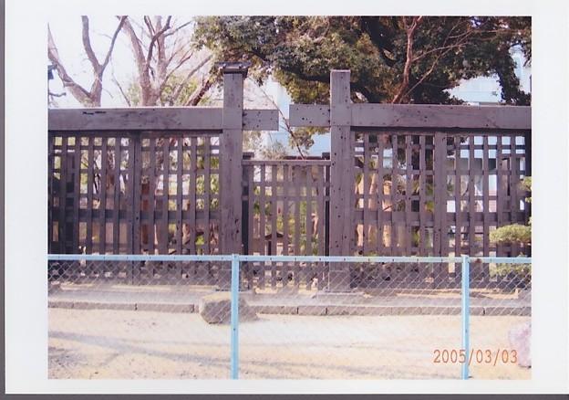 Photos: 円通寺(荒川区)移築 寛永寺総門(黒門)