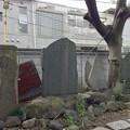 Photos: 円通寺(荒川区)新門辰五郎碑 ・三河家之墓
