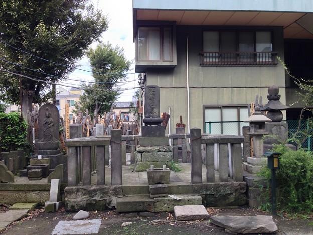 Photos: 13.10.09.円通寺(荒川区)死節之墓